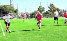Walking Football, el fútbol que se juega sin correr