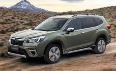 Subaru gama Eco, ecología y seguridad por bandera