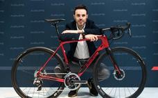 Samuel Sánchez, nuevo embajador de MMR Bikes