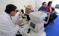 Medio millón de españoles no sabe que tiene glaucoma, la segunda causa de ceguera