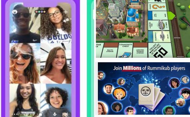 Aplicaciones Para Jugar Con Amigos Sin Salir De Casa Durante El Encierro Por El Coronavirus Diario Sur