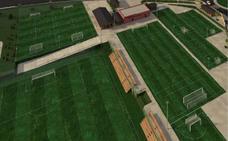Football Impact proyecta un complejo deportivo en Arroyo Enmedio
