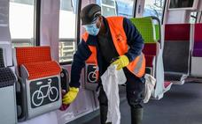 Francia obliga a llevar justificante en el metro