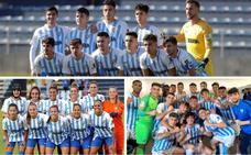 Desilusión e impotencia con la finalización de la temporada en el resto de equipos del Málaga