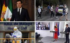 Los titulares que deja la crisis del coronavirus este domingo 10 de mayo