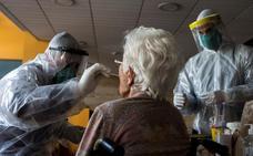 La abuela de España supera el coronavirus con 113 años de edad