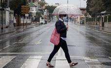 La lluvia regresa a Málaga, que este martes se mantendrá en aviso amarillo