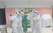 Los enfermeros reclaman más recursos con motivo del día internacional de este colectivo