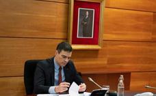 Sánchez pretende que la nueva prórroga llegue hasta final de junio