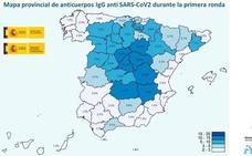Solo el 4,4 por ciento de la población de Málaga tiene inmunidad ante el coronavirus