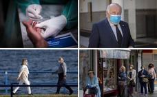 Los titulares que deja la crisis del coronavirus este miércoles 13 de mayo