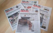 SUR in English print edition out as usual this Friday