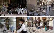 Todo lo que debes saber sobre la entrada de Málaga en la fase 1 de la desescalada