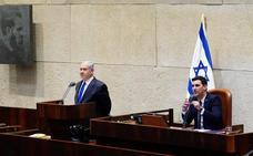 Israel constituye el Gobierno de unidad nacional que anexionará Cisjordania