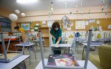 La Junta aprueba el plan de refuerzo educativo para julio ampliado a alumnos de secundaria y gratuito