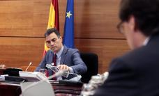 Sánchez cede ante Ciudadanos y rebaja de un mes a 15 días la prórroga del estado de alarma