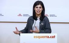 ERC sigue sin aclarar si votará en contra de la prórroga del estado de alarma