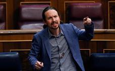 Pablo Iglesias, reelegido como líder de Podemos