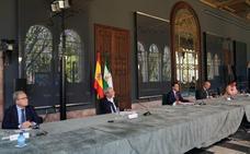 Moreno ve «esencial» el apoyo de las Cámaras de Comercio