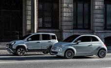 Fiat 500 y Panda Hybrid, aire puro