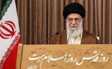 El Líder Supremo iraní advierte que la eliminación de Israel es un «deber islámico