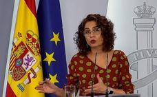 El Gobierno justifica su pacto con Bildu con reproches a PP y ERC