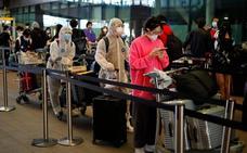 Reino Unido impone una cuarentena estricta a los viajeros que entren a partir del 8 de junio