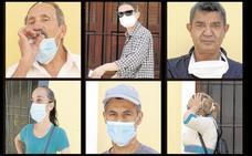 Los rostros de la crisis