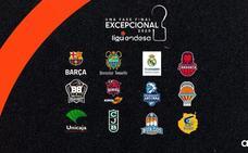 Las fechas de la fase final de la Liga Endesa en Valencia