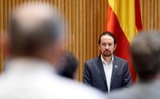 Iglesias afirma que la nacionalización de la planta es «perfectamente posible»