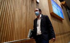 Iglesias acusa a Vox de «querer dar un golpe de Estado» pero «no atreverse»