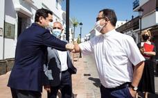 Moreno califica de «pataleta» el abandono de PSOE y Adelante de la comisión del Covid por presidirla Vox