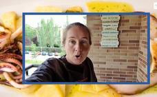 Carolina Navarro: «Vistas en El Balneario o el calamar frito de Juanito Juan»