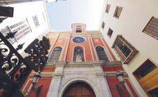 La Cofradía del Sepulcro reabre este lunes la iglesia del Císter