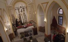 La Cofradía del Descendimiento reabrirá la capilla del Hospital Noble este viernes