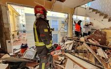 Elderly British woman killed as gas explosion rips apart flat in Torre del Mar