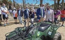 Andalucía will have the safest beaches in Spain this summer, says Junta
