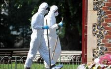 El autor del ataque mortal en Reading había despistado a sus agentes de la condicional