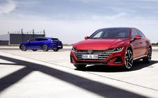 El Volkswagen Arteon estrena carrocería Shooting Brake, sistema híbrido enchufable y versión R