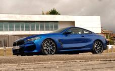 Fotogalería: BMW 840i