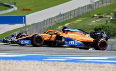 Sainz: «Se nos ha escapado el podio por la lucha con Norris»