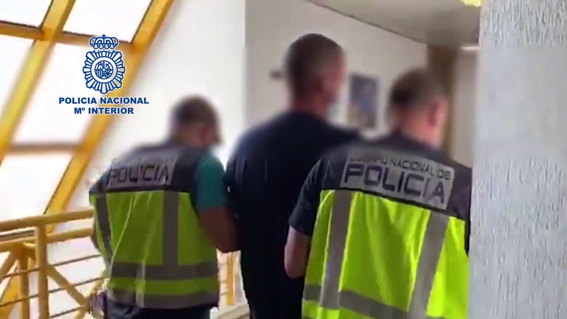 Detenido en Fuengirola un hombre buscado por asesinar a joven en Reino Unido