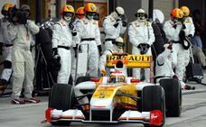 Alonso: «Renault es mi familia»