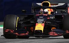 Verstappen, mejor tiempo del viernes que puede valer una pole