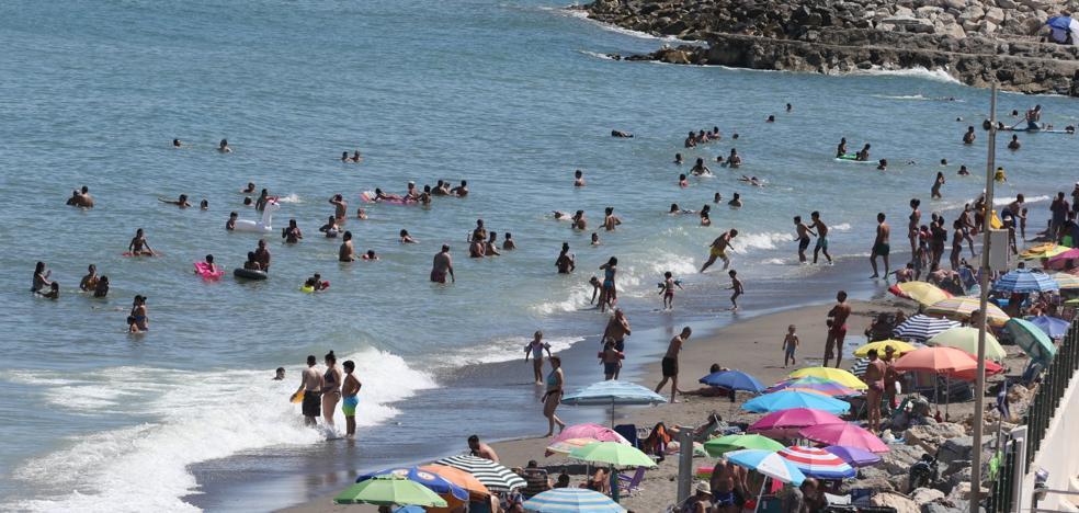 Cómo Saber La Ocupación En Tiempo Real De Las Playas De Málaga Diario Sur