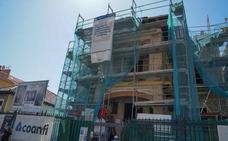 Una promotora compra villas históricas del paseo de Sancha para pisos de lujo