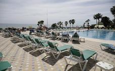 Los alojamientos de la Costa del Sol pierden 9,8 millones de estancias en el primer semestre del año