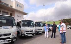 Limasam continúa la renovación de su flota con otros 20 vehículos