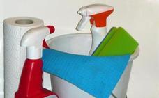 Sanidad actualiza su listado de productos autorizados para la limpieza y desinfección contra el coronavirus