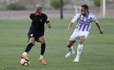 El Valladolid, de nuevo rival en la pretemporada del Málaga